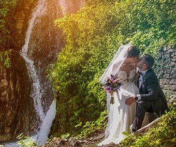 Сватбена фотография от Балин Балев - В природата