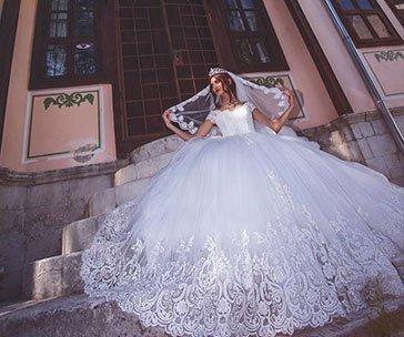 Сватбена фотография от Балин Балев - Прелестна булка