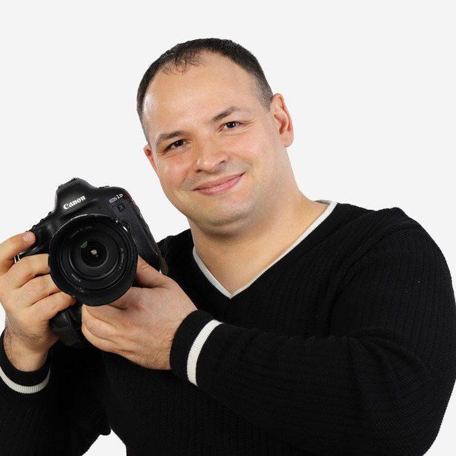 Професионален фотограф