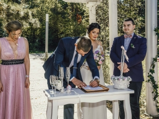 Сватбен ден Златина и Даниел, 13.10.2018, сватбен фотограф Балин Балев, гр. Варна