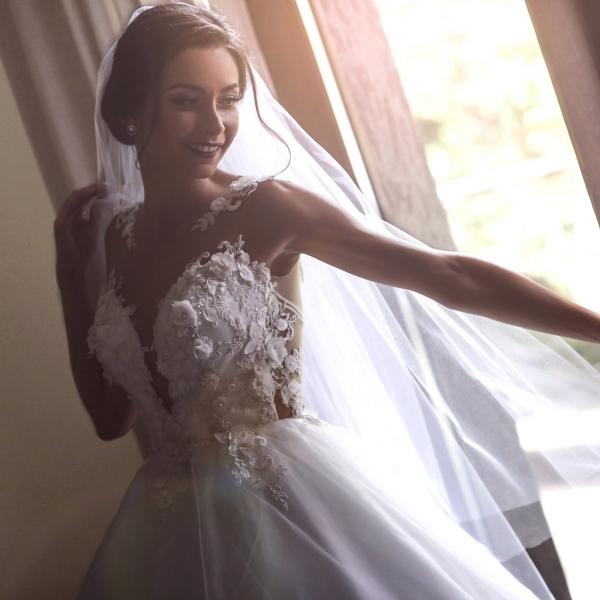 Сватбен ден Мариела и Пламен, 28.07.2018, сватбен фотограф Балин Балев, гр. Варна