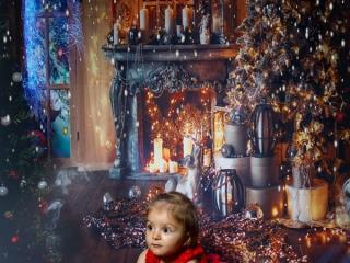 Коледни семейни сесии, професионален фотограф Балин Балев, гр. Варна
