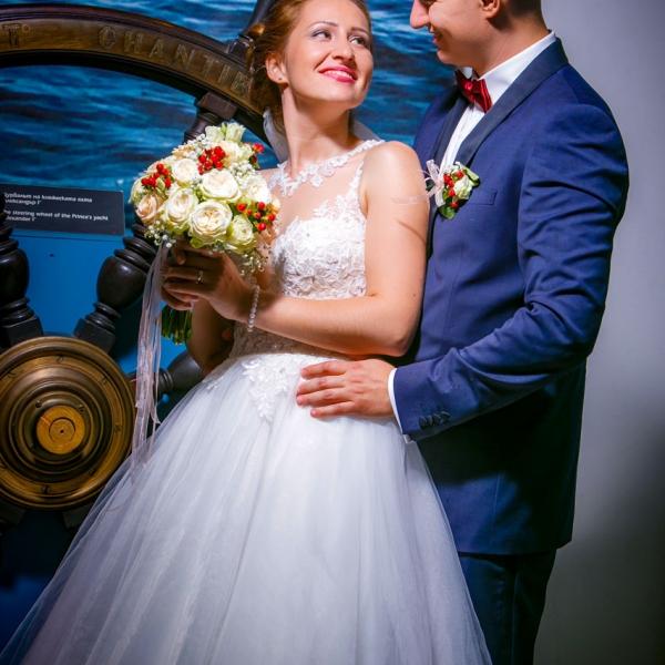 Сватбен ден Анета и Атанас, 25.05.2019, сватбен фотограф Балин Балев, гр. Варна