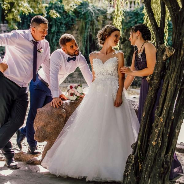 Сватбен ден Диляна и Светослав, 16.08.2019, сватбен фотограф Балин Балев, гр. Варна
