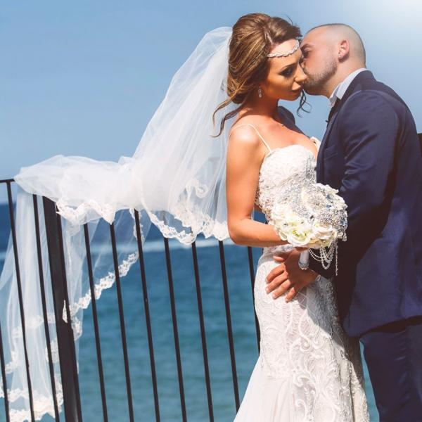 Сватбен ден Жанета и Николай, 26.07.2019, сватбен фотограф Балин Балев, гр. Варна