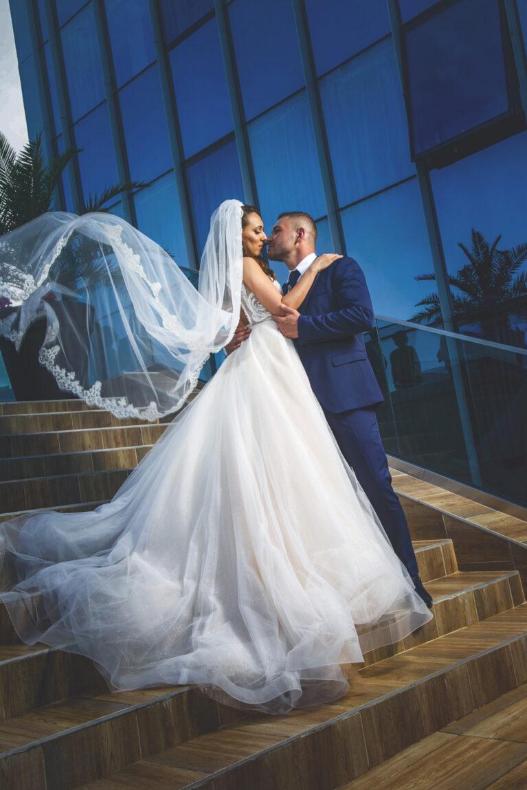 7 добри идеи при позирането за сватба