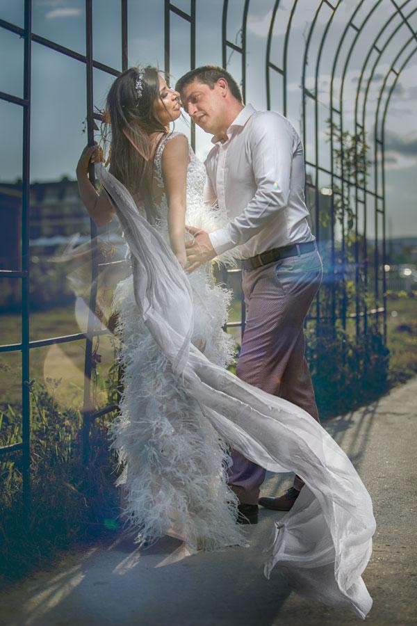 "Артистична фотография с ефект ""картина"", сватбен фотограф Балин Балев, гр. Варна"