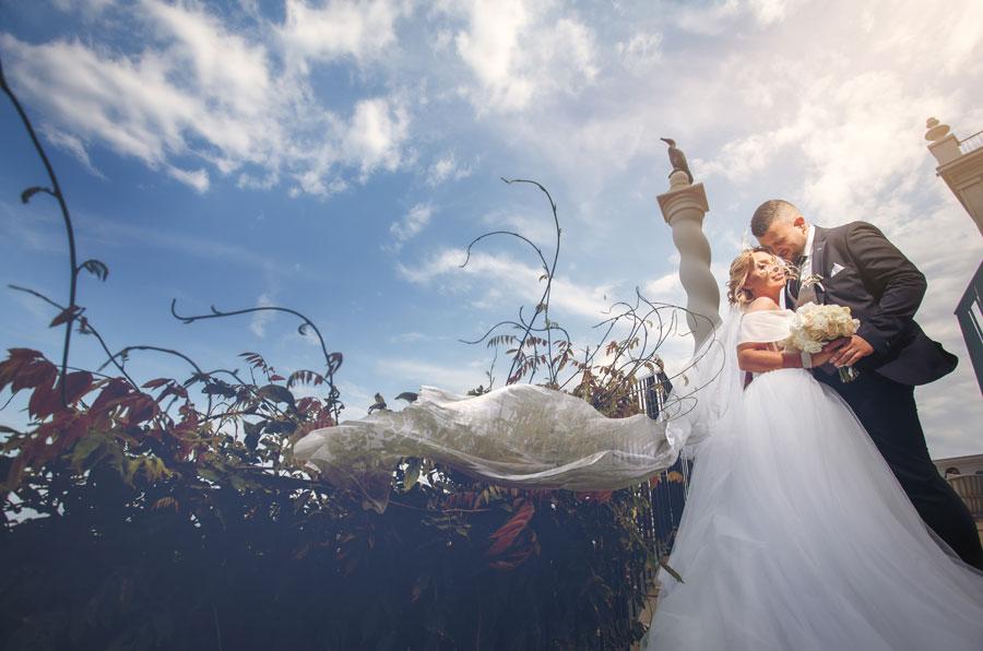 "Артистична фотография, снимка с ефект ""картина"", сватбен фотограф Балин Балев гр. Варна"